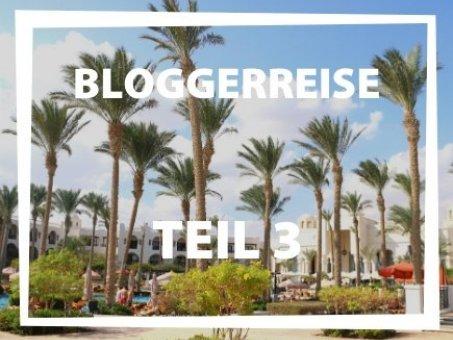 Bloggerreise nach Port Ghalib - Teil 3 - Hotel, Bewertungen und Ausflüge