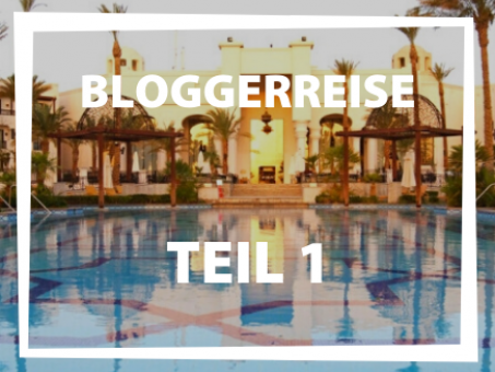 Bloggerreise nach Port Ghalib - Teil 1 - Hotel, Bewertungen und Ausflüge