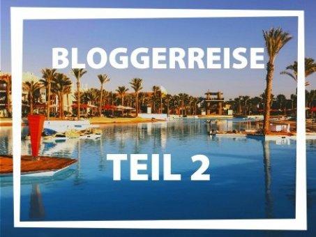 Bloggerreise nach Port Ghalib - Teil 2 - Hotel, Bewertungen und Ausflüge