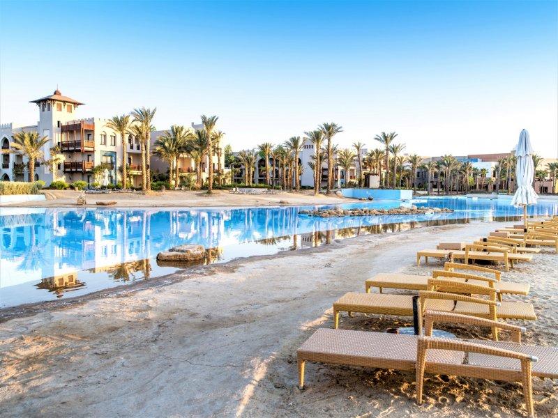 Port Ghalib Resort - 3 Popup navigation