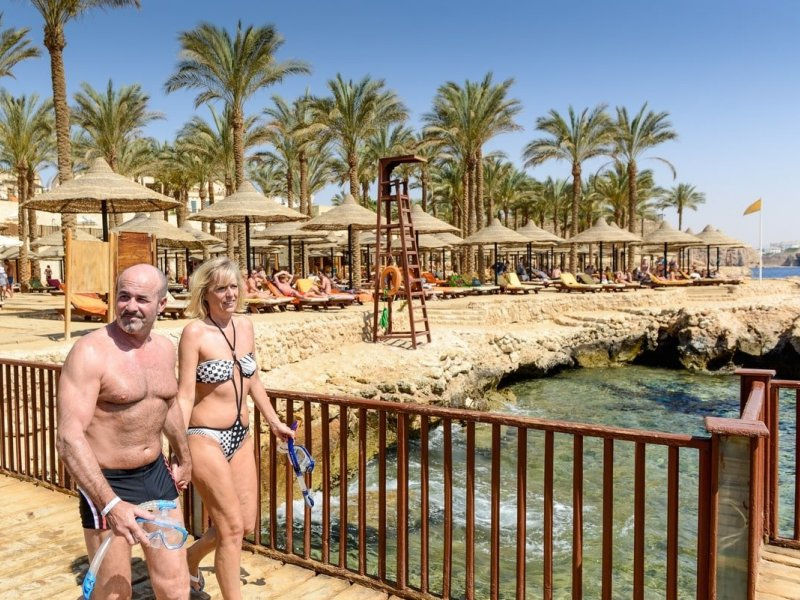 The Grand Hotel Sharm el Sheikh - 31 Popup navigation