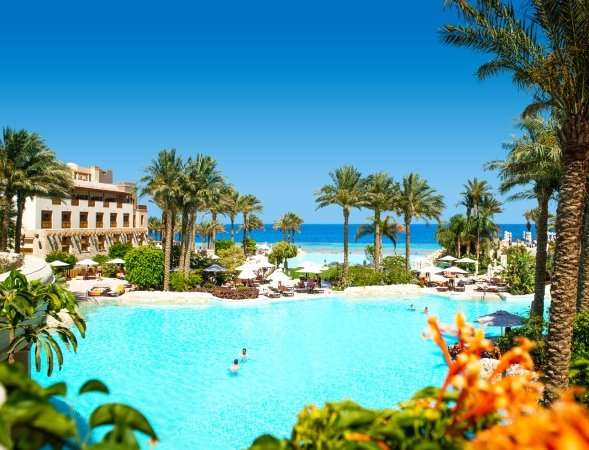 Hotel-Tipps für Ägypten