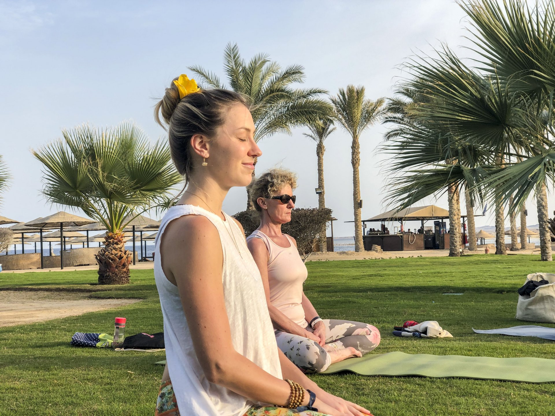 Yoga Retreat in Ägypten