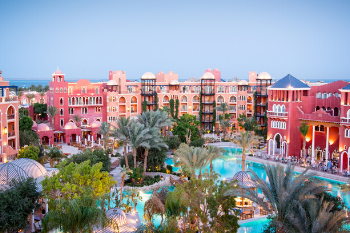 The Grand Resort - günstiges All Inclusive Hotel in Hurghada