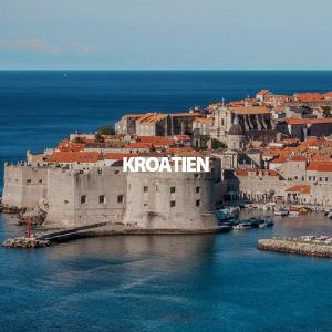 Link zur mehr Infos für einen Urlaub in           Kroatien