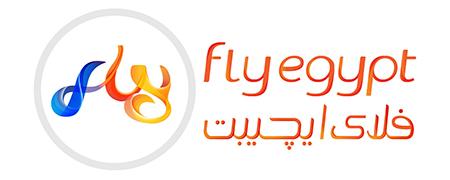 Logo Fly Egypt