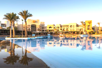 Red Sea Hotel: Port Ghalib Resort
