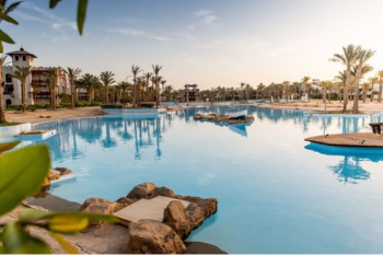 Red Sea Hotel: Siva Port Ghalib