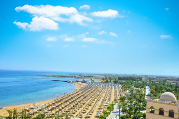 Red Sea Hotel: The Grand Marina, Hurghada