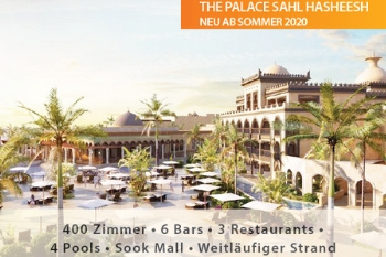 Das 5-Sterne The Palace Sahl Hasheesh
