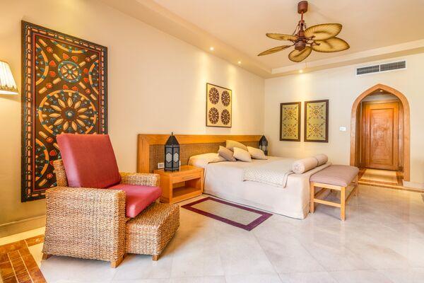 Das 4-Sterne Plus Hotel Grand Marina in Hurghada