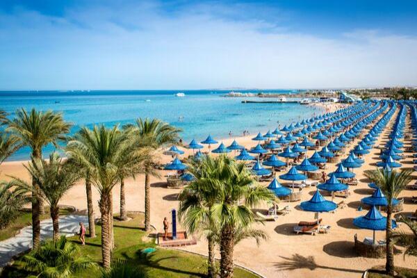 Das 4-Sterne Grand Hotel in Hurghada