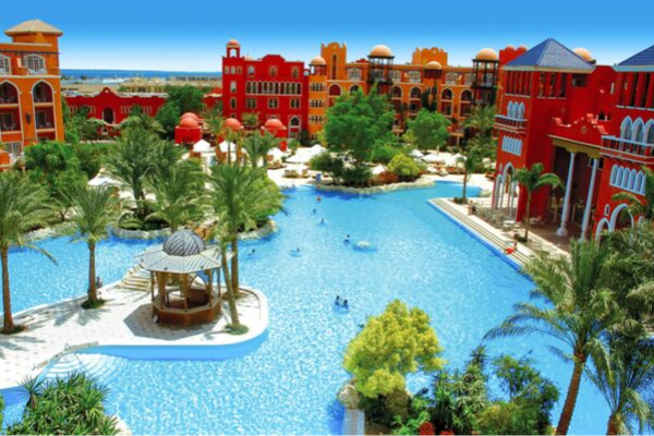 Das gute 4-Sterne Hotel The Grand Resort in Hurghada